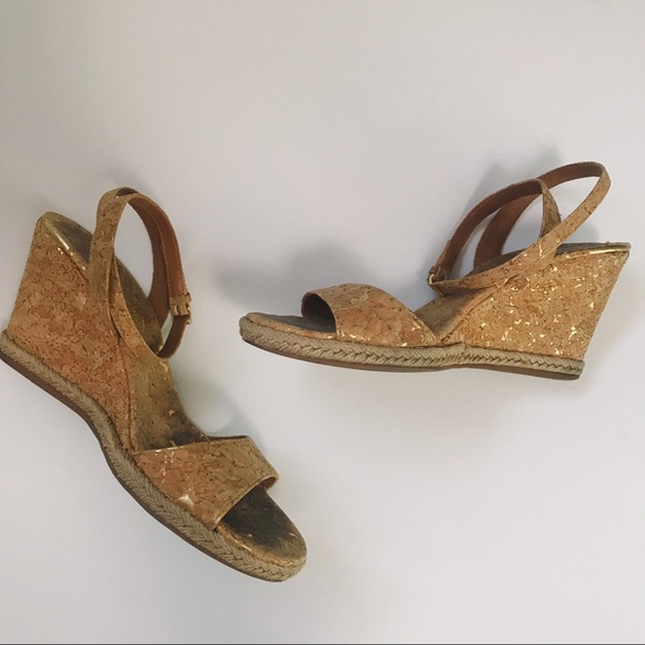 c1c1218c67bd0 tory burch marion quilted gold cork wedge sandal. M 5b0defab8df47003377db60b